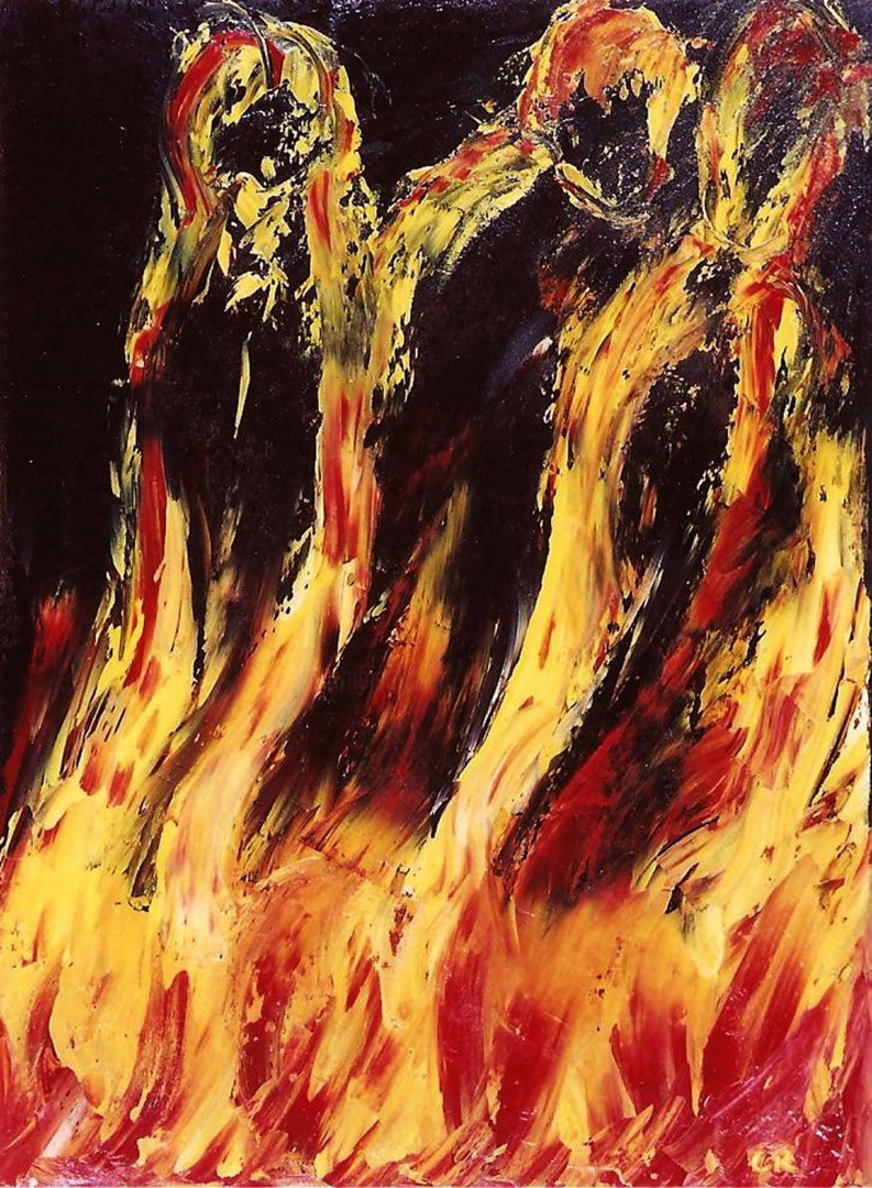 Christelle Robert - L'incendiaire