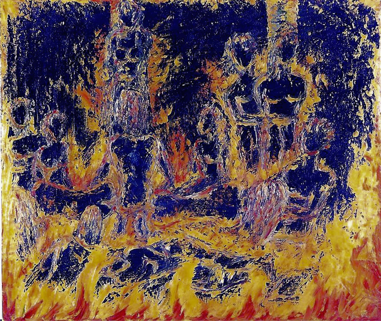 Christelle Robert - La secte immolée