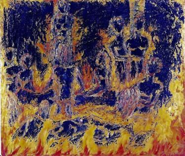 La secte immolée