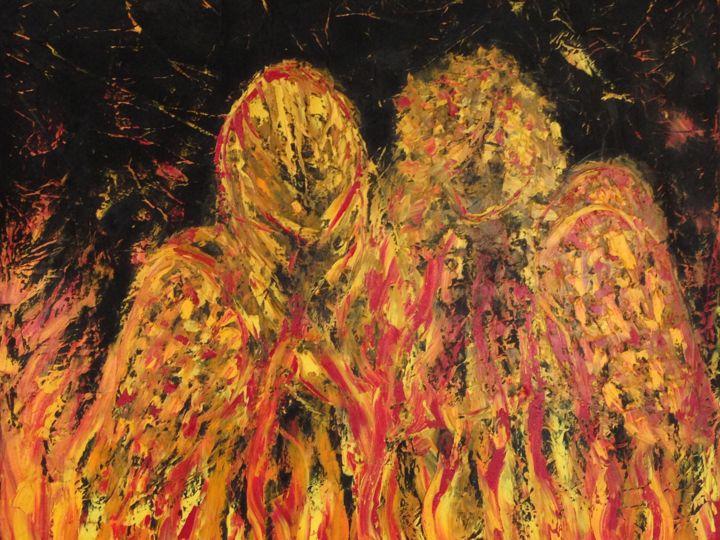Christelle Robert - Les anges déchus
